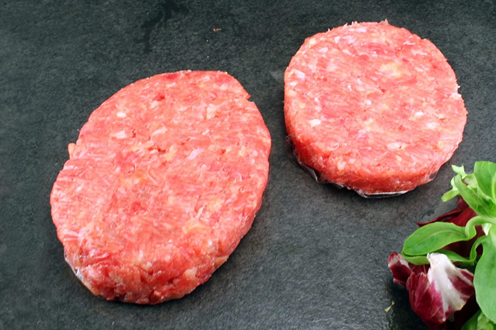 hamburguesas ternera ecologica carnes beunza